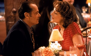 AS GOOD AS IT GETS, Jack Nicholson, Helen Hunt, 1997, (c) Sony Pictures/courtesy Everett Collection